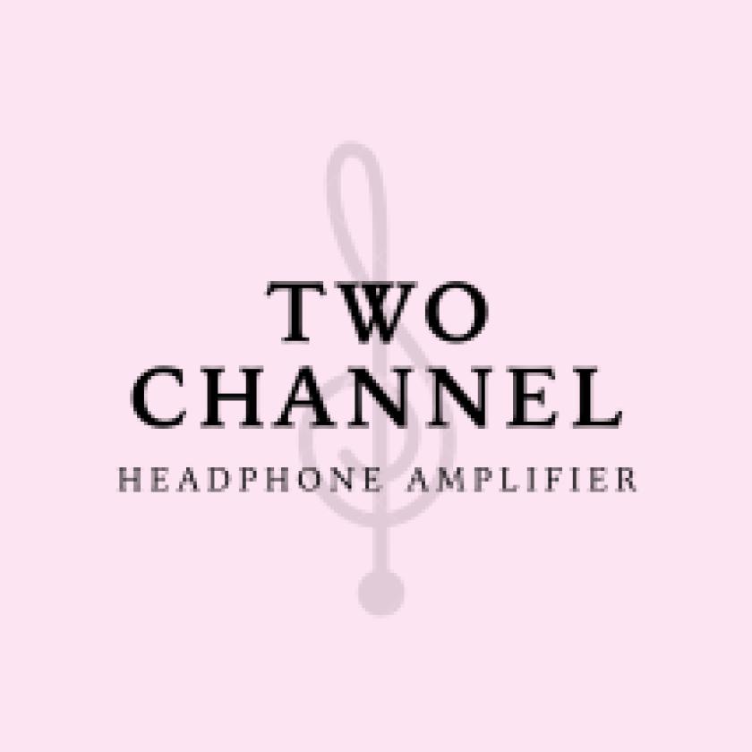 Two-Channel Headphone Amplifier